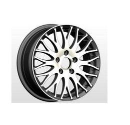 Pneus da roda da liga para a roda de carro para Toyota VW Benz BMW entrega rápida Rodas de aço do carro para 15 polegadas Auto001