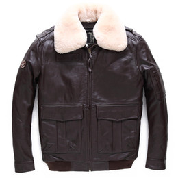 Air Force Leather Flight Jacket Suppliers | Best Air Force Leather ...