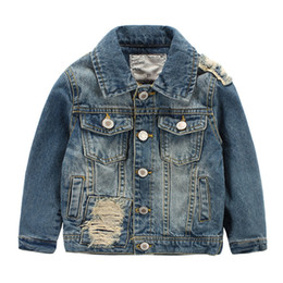 Boys Denim Jacket | Outdoor Jacket