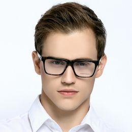 brand designer vintage men myopia eyeglasses frames with box prescription clear lens glasses frame for reading