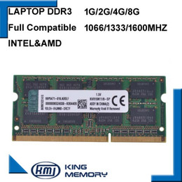 DDR3 Новая марка Sealed 1066/1333/1600/2/4 / 8G 204-Pin Память Ram Memoria для ноутбуков Notebook
