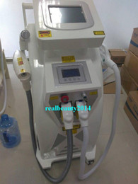 Wholesale Hot Sale Professional OPT SHR IPL Machine Hair Removal IPL Hair Removal With Colling System Therapy Laser Tattoo Remo Machine For Salon Use