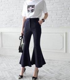 Discount Women S Bell Bottom Pants Fashion | 2017 Women S Bell ...