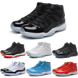 2016 Retro 11 Basketball Shoes Men Women Cheap Discount Sports Shoes Retro XI New Athletics Basketball Shoes Size 5.5-13