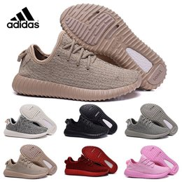 Wholesale Adidas Originals Yeezy Boost Mens and Womens Basketball Shoes Fashion Running Sneakers Yeezy Sport Shoes Send with box