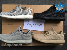 2016 Adidas Yeezy Boost 350 Pirata Preto Turtle Dove Moonrock Oxford Tan Mens Calçados Femininos Kanye West Yeezy 350 Yeezys Estação