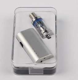 e cigarette filled with water