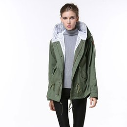 2017 cotton gauze patterns 5 Color Korean Style Women Spring Coats Causal Fashion Thin Hooded Coats Pure Cotton Gauze Lining Wind Jacket