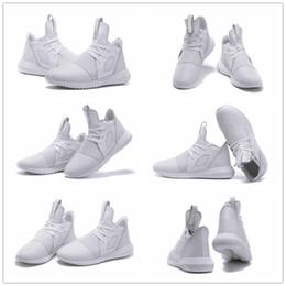 Adidas Tubular Defiant High Top Sneaker, Core Black/White