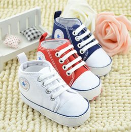 Wholesale boys girls Sports Walkers Sneakers infant shoe Baby Shoes Footwear Soft Sole Toddler Baby First Walker Shoes cack