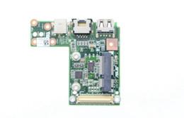 U30JC LAN BOARD для ASUS U30SD U30JC U40SD серии ноутбуков Power Board LAN USB2.0 CR2032 Вместе