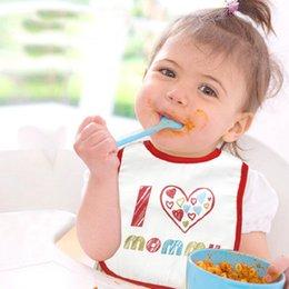 2017 cotton gauze patterns 3Pcs Pack 100% Cotton Letters Pattern Baby Bibs Children Infant Girls Boys Waterproof Pinafore Towel 3 Layers Gauze