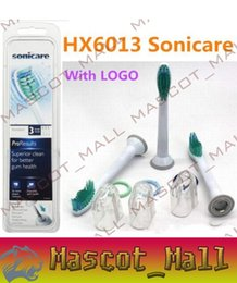 Wholesale DY50 Newest packaging electric ultrasonic Replacement Heads For Phili Sonicare ProResults HX6013 toothbrush heads pack by DHL