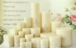 Wholesale Wedding Candle Gift Six Sizes Wedding Decorations Classic And High Quality Popular Hot Sale Cheap