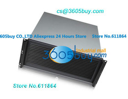 online shopping Aluminum panel U Chassis Fully open door U Industrial control Server chassis