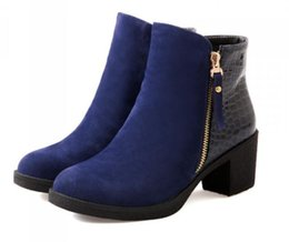 Discount Ankle Boots Woman Martin Suede | 2017 Ankle Boots Woman ...