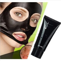 Wholesale 48pcs PILATEN Blackhead Remover Deep Cleansing Purifying Peel Acne Treatment Mud Black Mud Face Mask
