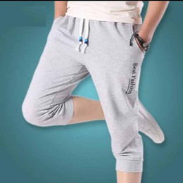 Discount Men Capri Pants Sale | 2017 Men Capri Pants Sale on Sale ...