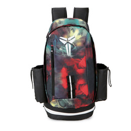 online shopping 2016 top quality New Color KOBE Travel Backpacks Outdoor Sports Backpack Teenagers School Bags