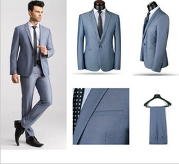 Discount Ivory Men Designers Slim Suits | 2017 Ivory Men Designers ...