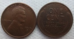 1914D LINCOLN ONE CENTS COPY USA coins differ Crafts Free Shipping Promotion Cheap Factory Price nice home Accessories Coins cheap arts craft gifts wholesaler from arts craft gifts wholesaler suppliers