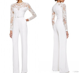 Discount White Jumpsuit Formal Women | 2017 White Jumpsuit Formal ...