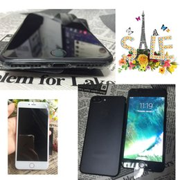 "2017 chinese metal body phone Goophone i7 plus 3 Camera 8GB Rom 1:1 clone cell phones 5.5 "" MTK6572 Dual Core I7 show 4g lte & 1G 128G 5Mp camera Metal Body Black color!"
