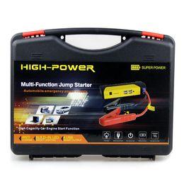 50800mAh автомобилей Перейти Starter высокой емкости Зарядное устройство для обновления Запуск функции автоматического автомобиля и мощности банка для смартфонов ноутбуков