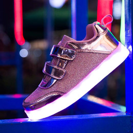 New Girls Light Up Shoes for Kids and Toddlers Led Sneakers in Pink Shoes with Lights Cheap online