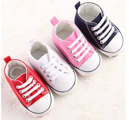 Retail New Baby Boy New Baby Shoes Baby Sneakers Newborn Boy Girl Kid Shoes First Walkers Shoes months online