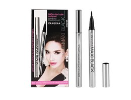 Wholesale ew Arrivals Fashion Beauty Makeup Waterproof Extreme Black Eyeliner Liquid Pen Easy to Wear Long lasting