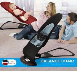 Baby Balance Chair Bonne utilisation des fournitures pour bébés Mains libres Enfants de sécurité des enfants Chaise à bascule Soins de bébé Aide de la mère