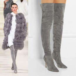Over Knee Length Boots Online | Over Knee Length Boots for Sale