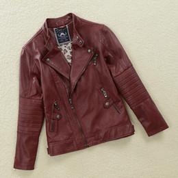 Child Boy Brown Leather Jacket Online | Child Boy Brown Leather ...