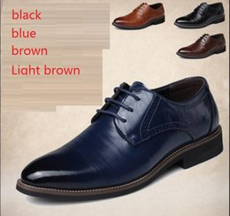 Discount Oxford Dress Shoes Men | 2017 Oxford Dress Shoes For Men ...