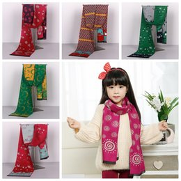 2017 birthday gifts for girls 8 Colors Cute Girl's Cashmere Scarves Korea Style Wholesale Kids Winter Shawl Soft And Warm Wrap Birthday Christmas Gift For Girls cheap birthday gifts for girls