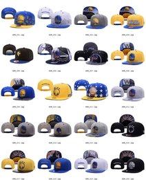 Wholesale 2016 New Basketball Warriors Snapbacks Flat Brim Caps Blue Men Snapback Hats City Ball Cap Sporting Hat Fashion Summer Warrior women Caps