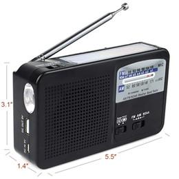 online shopping NOAA Weather Alert Radio FM AM Solar Hand Crank Dynamo Emergency Tool With Flashlight Y4185A