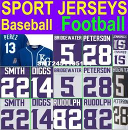Nike NFL Mens Jerseys - Discount Vikings Football | 2016 American Football Vikings on Sale ...