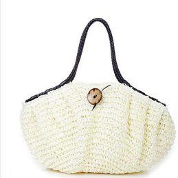 Cream Plain Beach Bag Online | Cream Plain Beach Bag for Sale