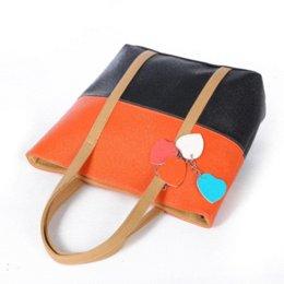 2017 sac main hobo sweet blend candy color new fashion women leather handbags shoulder bag sac - Sac A Main Color
