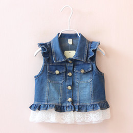 Discount Denim Jackets For Kids | 2017 Wholesale Denim Jackets For