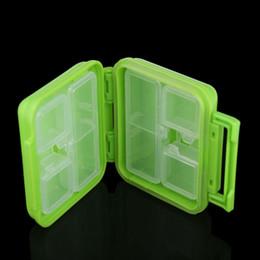 Wholesale Hot Selling Portable Cells Pocket Pill Medicine Box Storage Case Organizer Factory Price