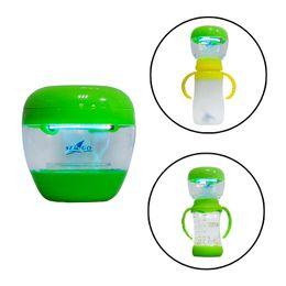 Seago SG-113 UV Chupeta Esterilizador a escova de dentes cabeça Esterilizador PortableUV Chupeta Esterilizador Mini Escova Cabeça Esterilizador 1.207.003