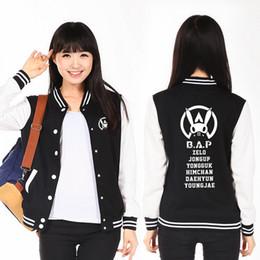 Kpop Baseball Jacket Online | Kpop Baseball Jacket for Sale