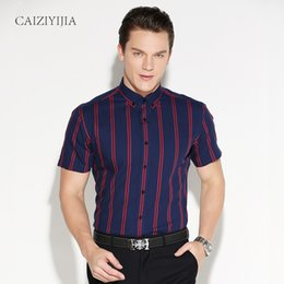 Discount Mens Shirts Short Sleeve Button Down | 2017 Mens Shirts ...
