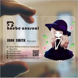 Transparent Visiting Card Online | Transparent Visiting Card for Sale