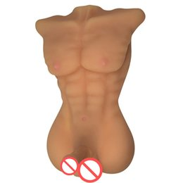 Wholesale Realistic Masculino Sex Doll Size Life Silicone Sex Dolls Real Love Dolls para gays Sex Toys