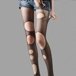 Wholesale Super Thin Sexy hot silk stockings Women s Invisible Seamless oil silk Shiny Glossy Sheer Stocking Nylon pantyhose Tights SMJ