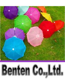 Конфеты цвет сплошной цвет кружева зонтик танец зонтик зонтик зонтик игрушки реквизита специальный многоцветной топ распродажа бесплатная доставка LLFA122
